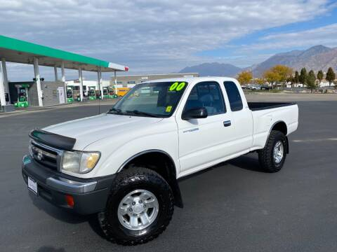 2000 Toyota Tacoma for sale at Evolution Auto Sales LLC in Springville UT