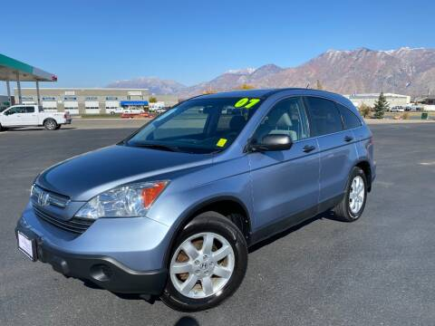 2007 Honda CR-V for sale at Evolution Auto Sales LLC in Springville UT