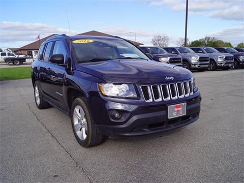 2016 Jeep Compass for sale in Ottawa, KS