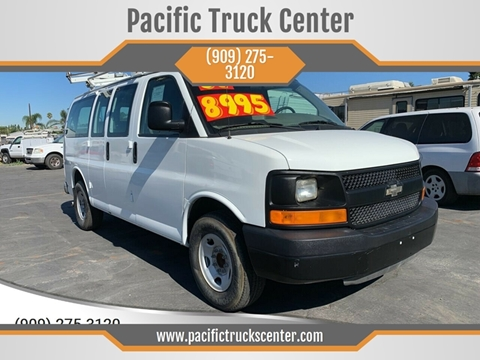 2007 Chevrolet Express Cargo for sale in Fontana, CA