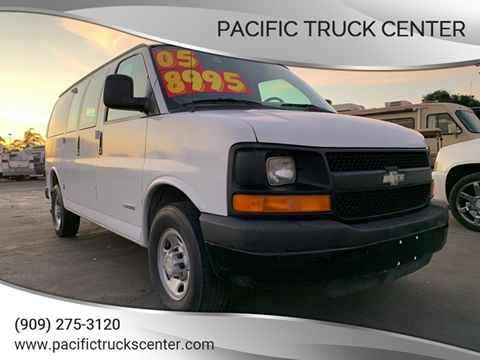 2005 Chevrolet Express Cargo for sale in Fontana, CA