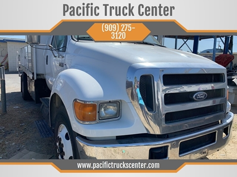 2004 Ford F-750 Super Duty for sale in Fontana, CA