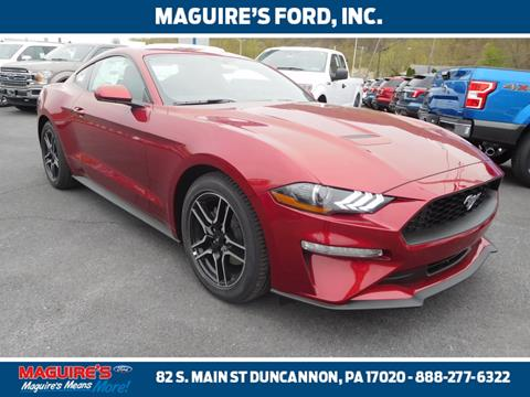 2019 Ford Mustang for sale in Duncannon, PA