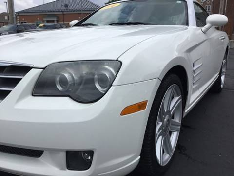 2004 Chrysler Crossfire for sale in Mount Vernon, IN