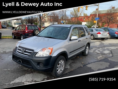 2005 Honda CR-V for sale in Rochester, NY