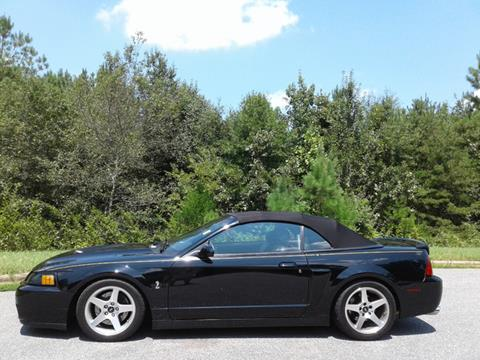 2003 Ford Mustang SVT Cobra for sale in Newton, NC