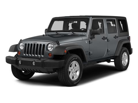 2015 Jeep Wrangler Unlimited for sale in Newton, NC