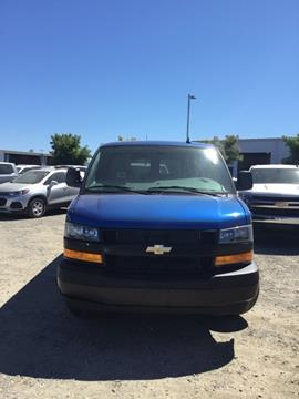2019 Chevrolet Express Passenger for sale in Santa Rosa, CA