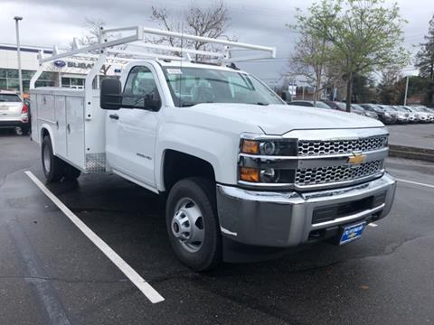 2019 Chevrolet Silverado 3500HD CC for sale in Santa Rosa, CA