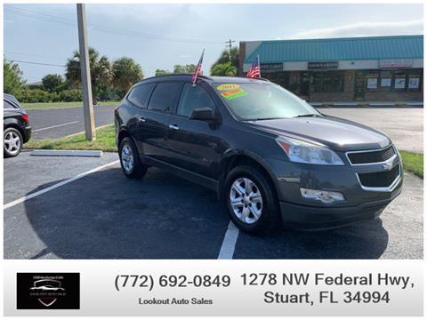 2012 Chevrolet Traverse for sale in Stuart, FL