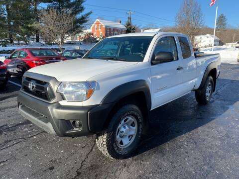 2014 Toyota Tacoma for sale in North Grafton, MA