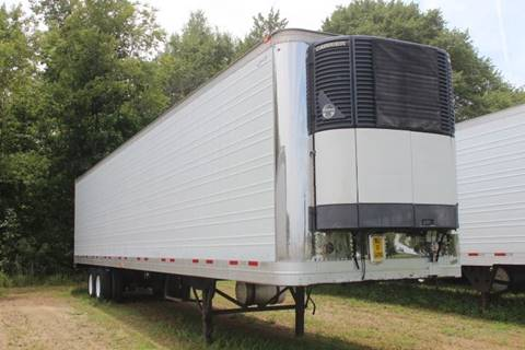 2007 Wabash Reefer For Sale In Wilson Nc
