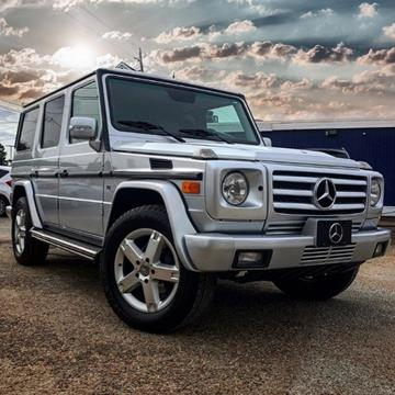 2006 Mercedes-Benz G-Class for sale in Houston, TX