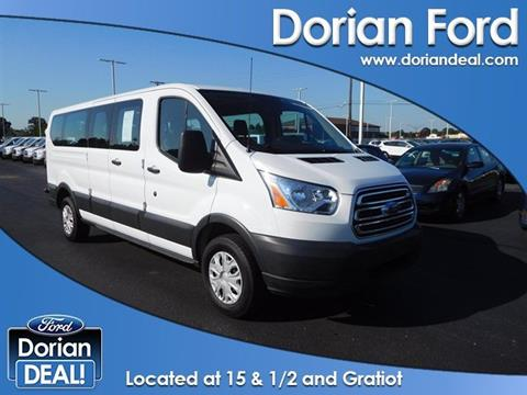 2018 Ford Transit Passenger for sale in Clinton Township, MI