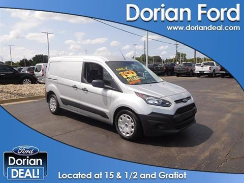 2018 Ford Transit Connect Cargo for sale in Clinton Township, MI