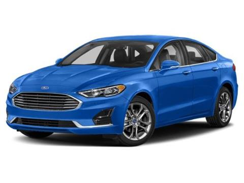 2020 Ford Fusion for sale in Clinton Township, MI