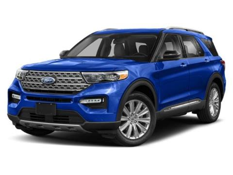 2020 Ford Explorer for sale in Clinton Township, MI