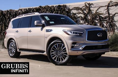 2019 Infiniti QX80 for sale in Grapevine, TX