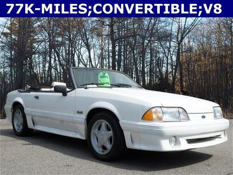 1993 Ford Mustang for sale in Grapevine, TX