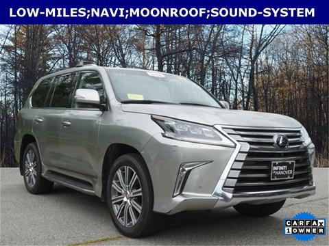 2016 Lexus LX 570 for sale in Grapevine, TX