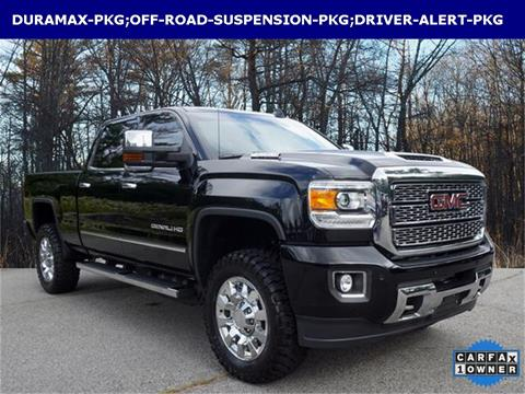 2018 GMC Sierra 2500HD for sale in Grapevine, TX