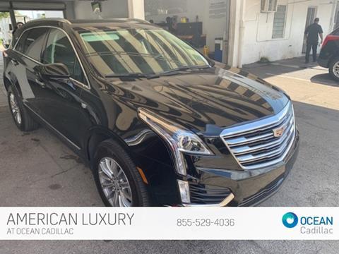 2017 Cadillac XT5 for sale in Miami Beach, FL