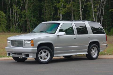 1996 GMC Yukon for sale in Denver, NC