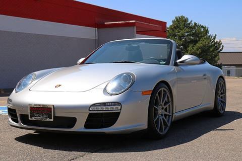 2009 Porsche 911 For Sale In Denver Co