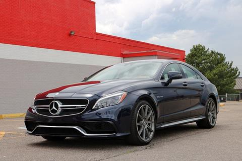 2016 Mercedes-Benz CLS for sale in Denver, CO