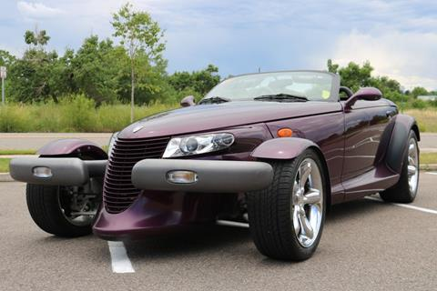 1999 Plymouth Prowler for sale in Denver, CO