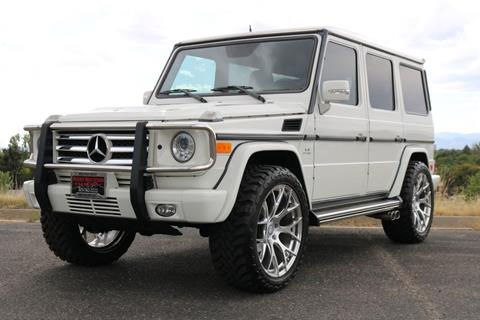 2012 Mercedes-Benz G-Class for sale in Denver, CO