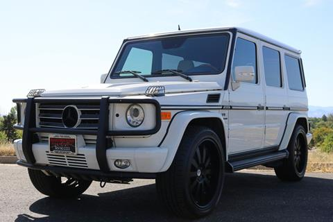 2010 Mercedes-Benz G-Class for sale in Denver, CO
