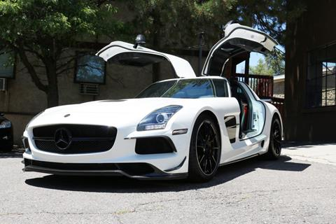 2014 Mercedes-Benz SLS AMG for sale in Denver, CO