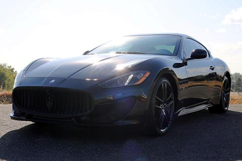 2015 Maserati GranTurismo for sale in Denver, CO