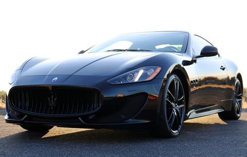 2015 Maserati GranTurismo for sale in Denver, CO