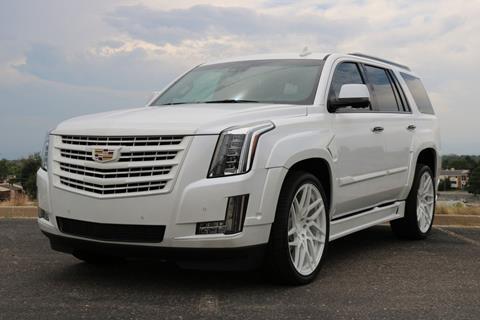 2018 Cadillac Escalade for sale in Denver, CO