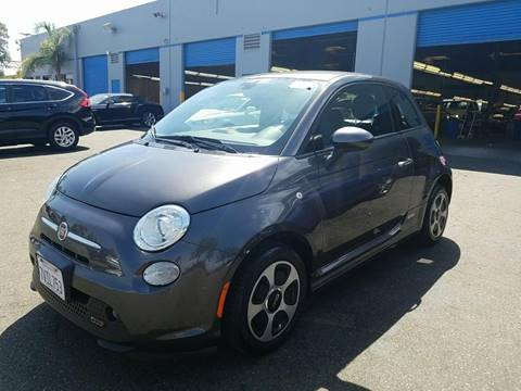 2016 FIAT 500e for sale in San Bernardino, CA