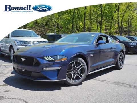 2019 Ford Mustang for sale in Winchester, MA