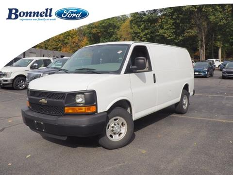2016 Chevrolet Express Cargo for sale in Winchester, MA