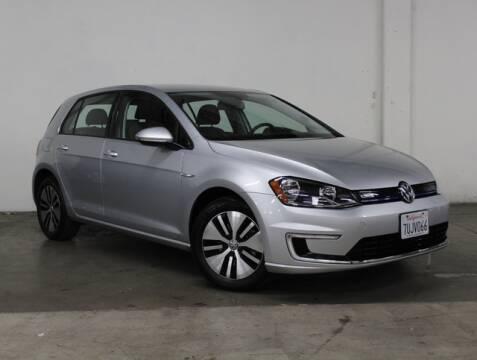 2016 Volkswagen E Golf >> 2016 Volkswagen E Golf For Sale In Van Nuys Ca