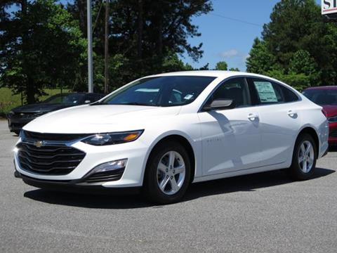 2019 Chevrolet Malibu for sale in Mcdonough, GA