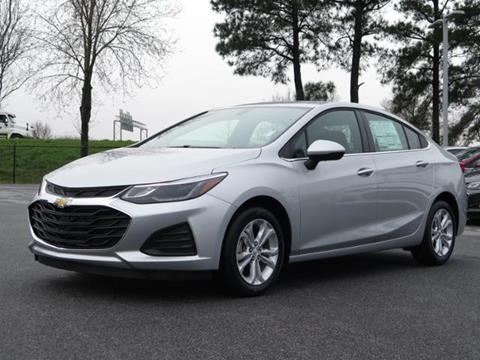 2019 Chevrolet Cruze for sale in Mcdonough, GA