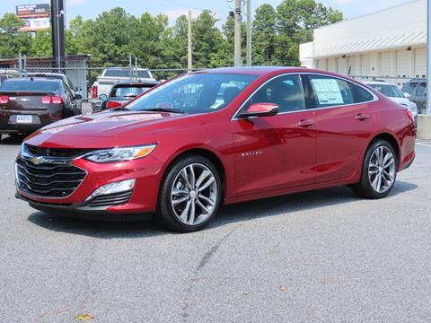 2020 Chevrolet Malibu for sale in Mcdonough, GA
