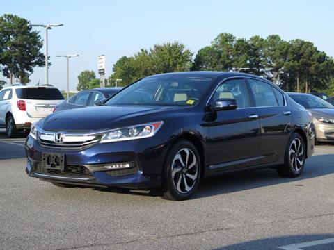 2016 Honda Accord for sale in Mcdonough, GA