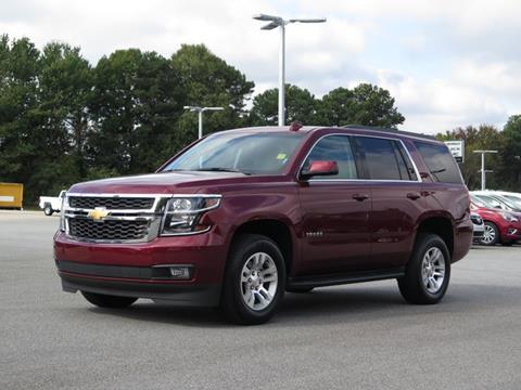 2019 Chevrolet Tahoe for sale in Mcdonough, GA