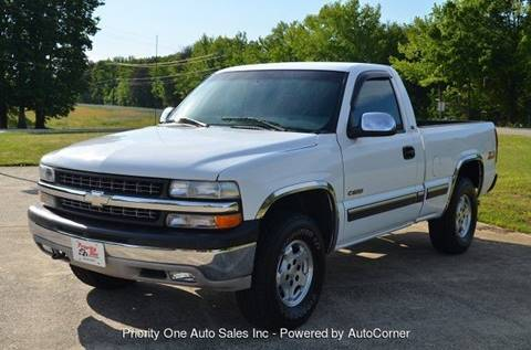 1999 Chevrolet Silverado 1500 for sale at Priority One Auto Sales in Stokesdale NC
