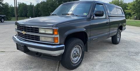 1991 Chevrolet C/K 1500 Series for sale in Stokesdale, NC