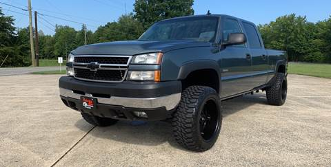 2007 Chevrolet Silverado 2500HD Classic for sale at Priority One Auto Sales in Stokesdale NC