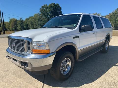 2001 Ford Excursion for sale at Priority One Auto Sales in Stokesdale NC