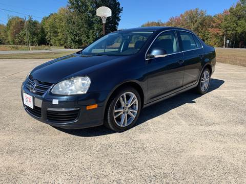 2006 Volkswagen Jetta for sale at Priority One Auto Sales in Stokesdale NC